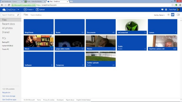 How to Back Up Files and Settings to OneDrive in Windows 8 (1)