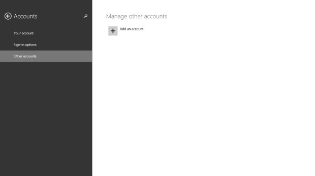 How to Create New Accounts in Windows 8 (6)