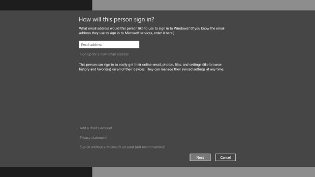 How to Create New Accounts in Windows 8 (7)