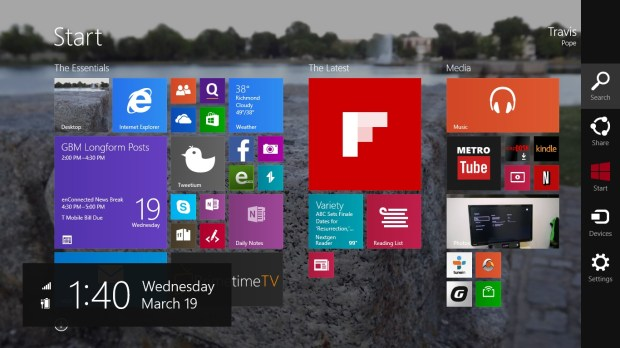 How to Set Apps to Open in the Desktop in Windows 8 (2)