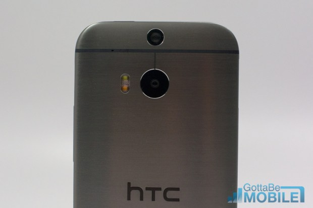 New HTC One M8 - 4-X2