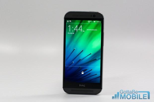 New HTC One M8 -  5-X2