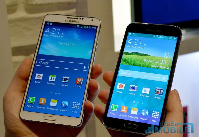 Samsung Galaxy S5 vs. Galaxy Note 3: Reasons to Buy the Galaxy Note 3