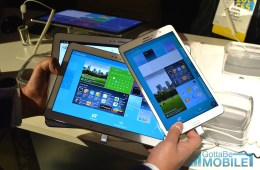 The new Samsung tablet ads take on the competition directly.