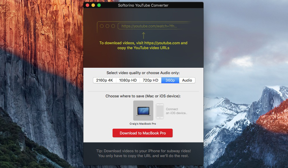 Easiest way to download youtube video for free macbook pro