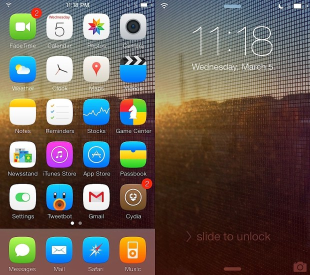 Soft Remix for iOS 7