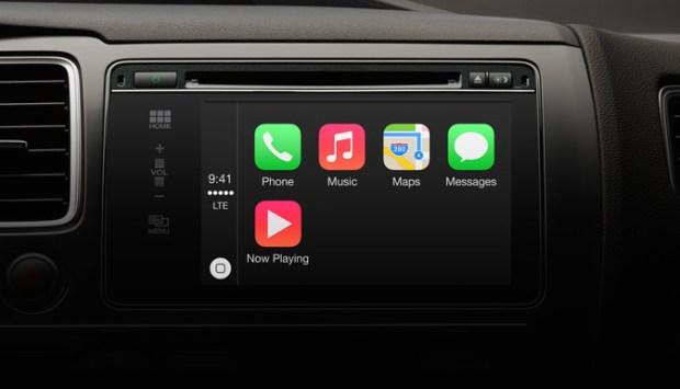 CarPlay is new in iOS 7.1, but you'll need a new car.
