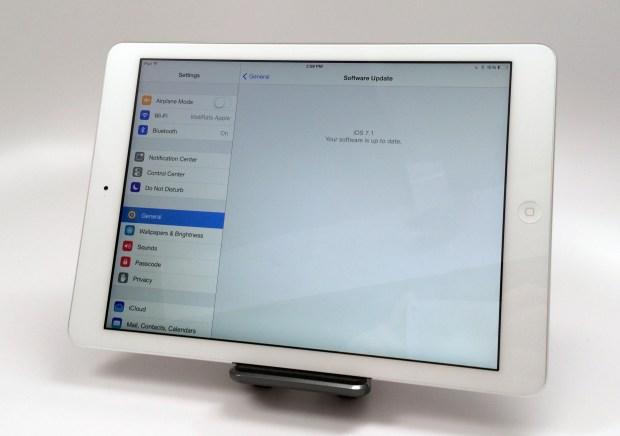 iPad Air iOS 7 Review - 3