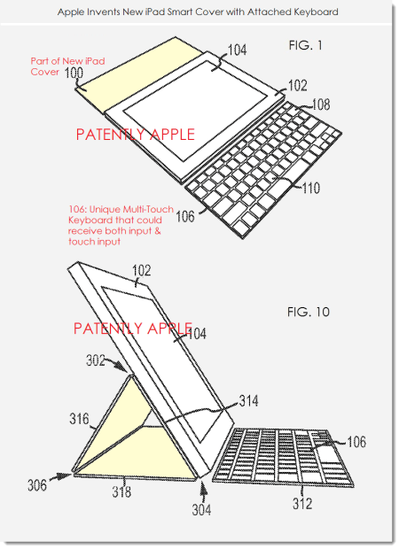 iPad Smart Cover with Keyboard
