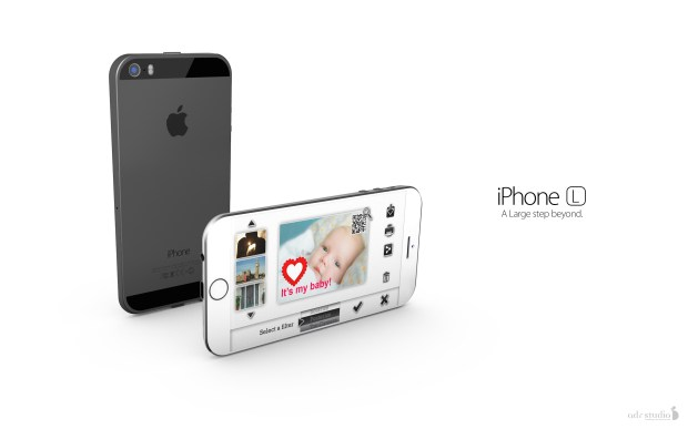 iPhone 6 Concept Highlights iOS 8