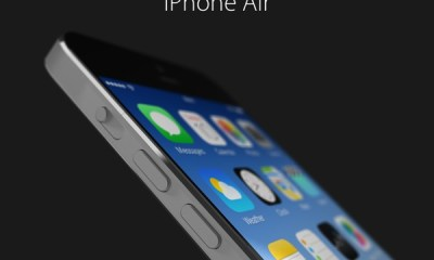 This is a very realistic iPhone 6 concept.