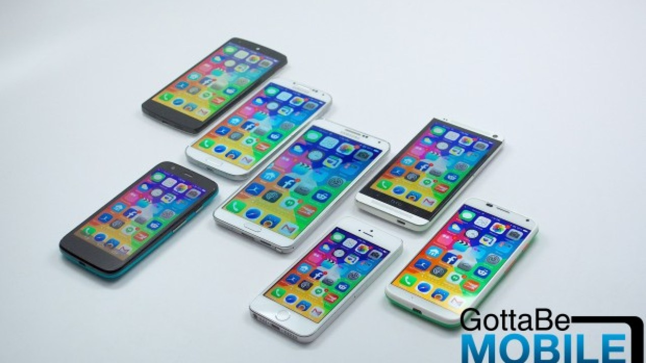 the best attitude be516 68625 iPhone 6 & Samsung Galaxy Note 4 Concepts Compare Rumors