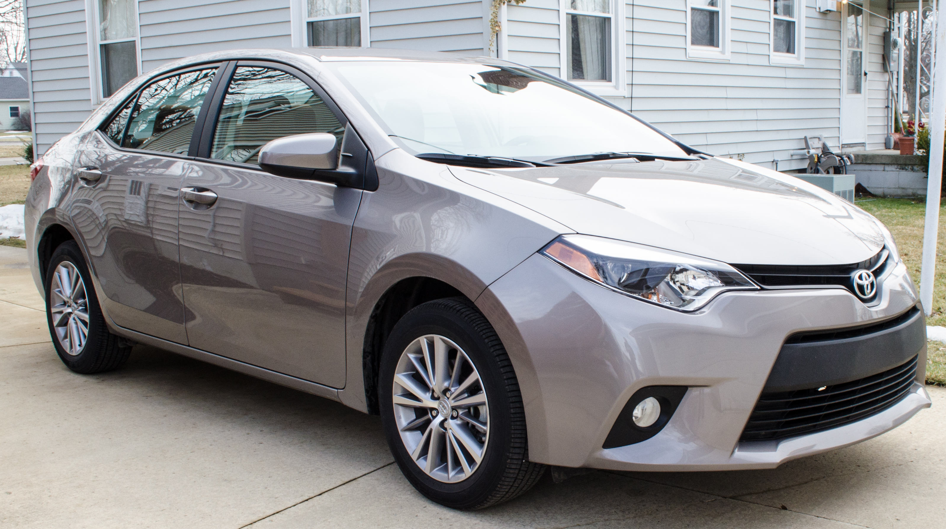 READ: 2014 Toyota Corolla Review: Thereu0027s A Reason This Car Is A Top Seller