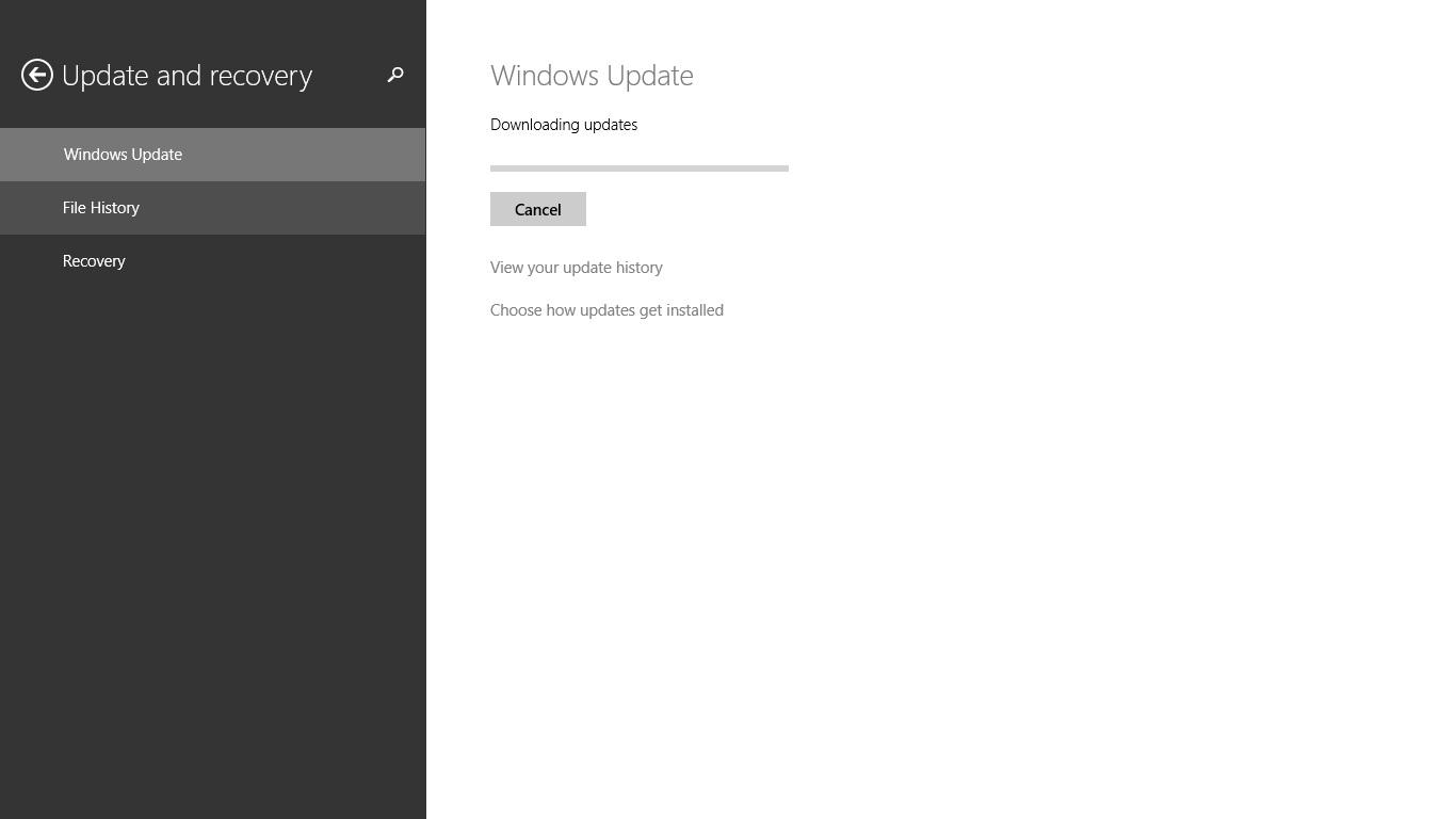 OTT Update: How To Get The Windows 8.1 Update