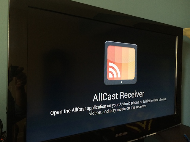 how to use all cast