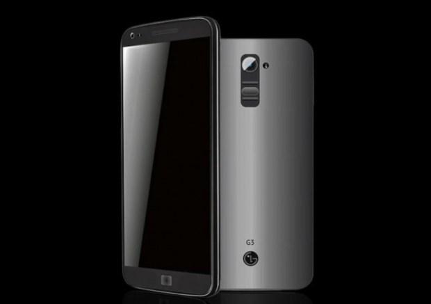 LG G3 Concept Render