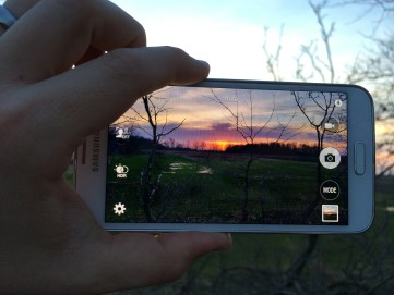 With Live HDR you can see the HDR photo before you press the shutter so that you can line up the perfect shot.