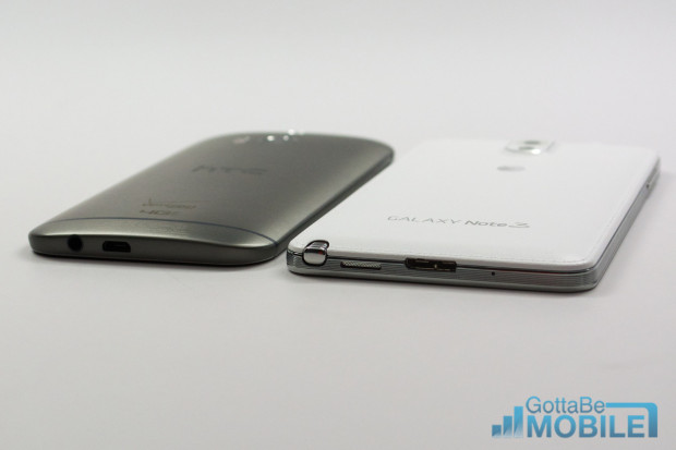 New HTC One M8 vs - Note3 18-X3