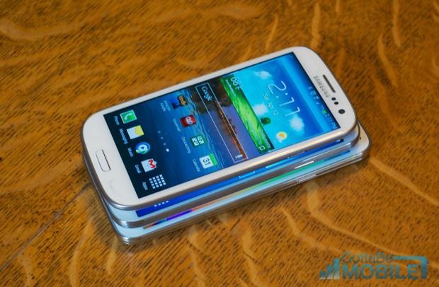 Samsung Galaxy S5 vs Galaxy S4 vs Galaxy S3 - Comparison