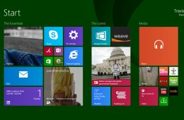 Universal apps for Windows devices