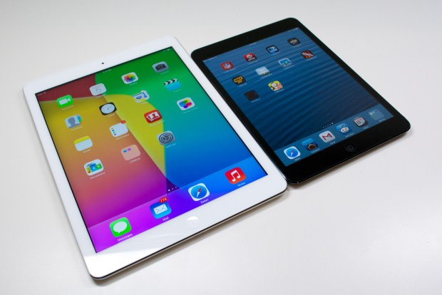 iPad Air 2014 Design
