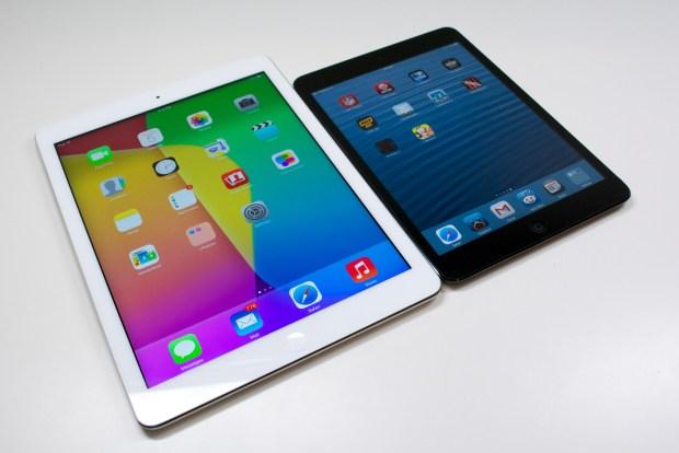 iPad Air 2014 Design