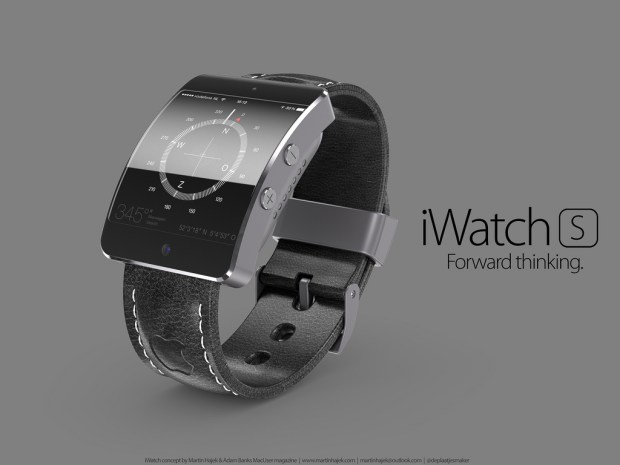 The iWatch rumors point to an expensive option as Apple extends the trademark to jewelry.