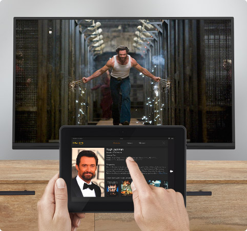 kindle fire and fire tv