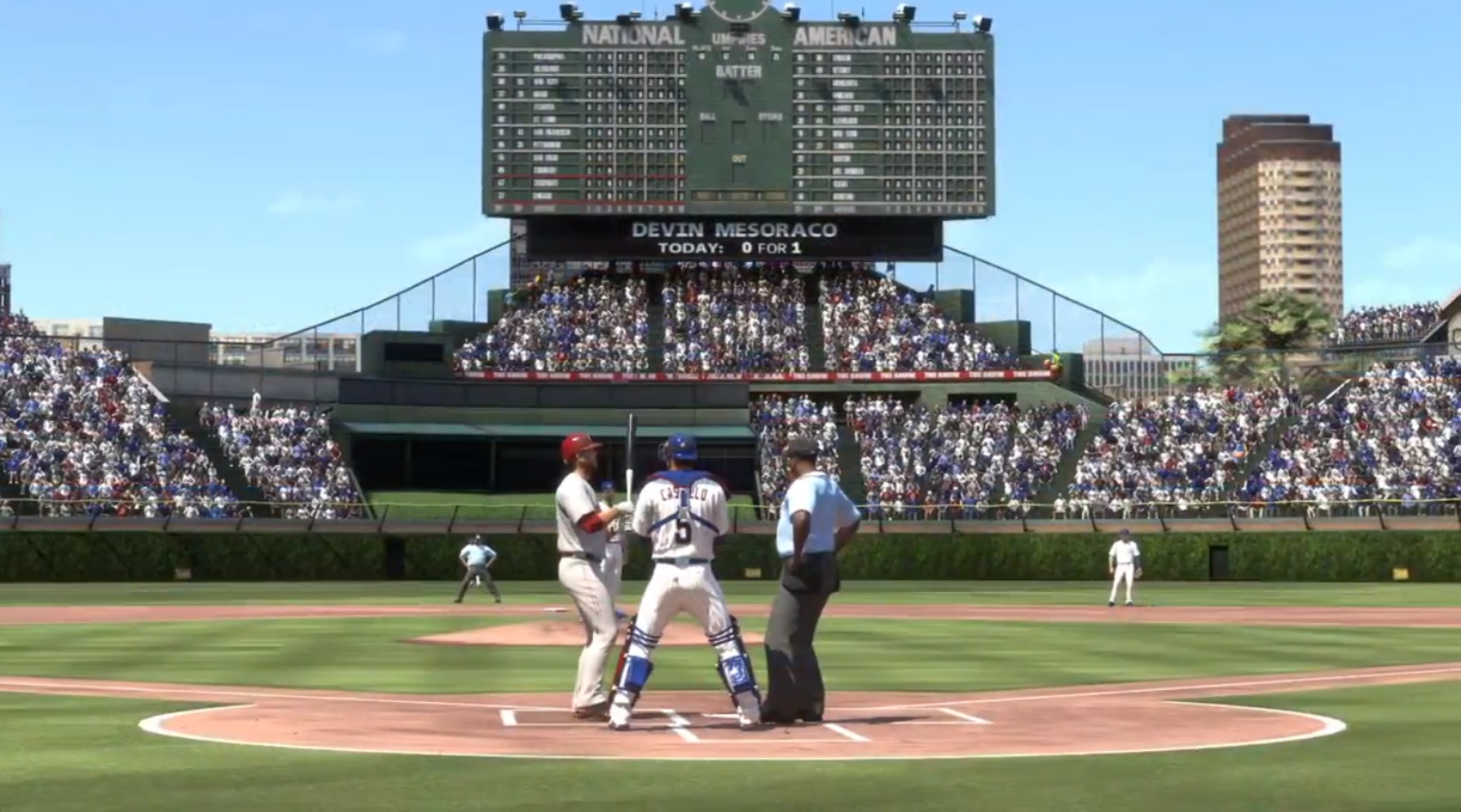 Mlb 14 The Show Video Arrives To Exploit A Key Gap In The Xbox Ones