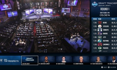 Watch the 2014 NFL Draft live stream on iPhone, iPad, Android, TV, Computer and even the Xbox One.