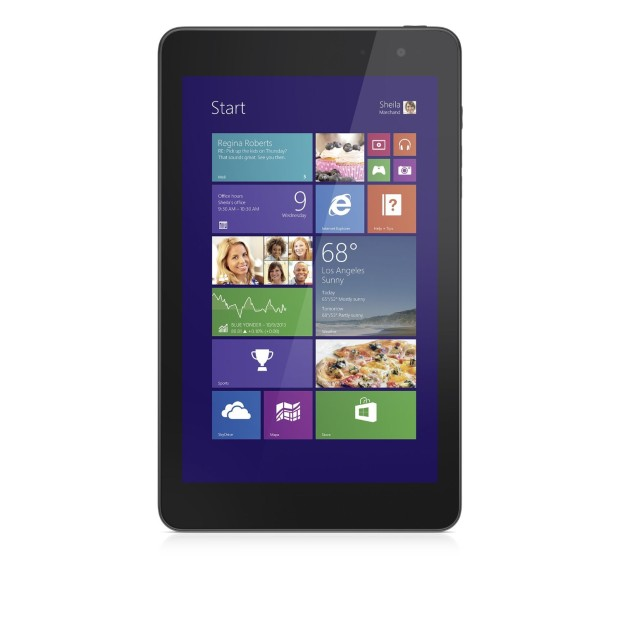 Microsoft needs a a Surface Mini with a screen size to match the Dell Venue Pro.