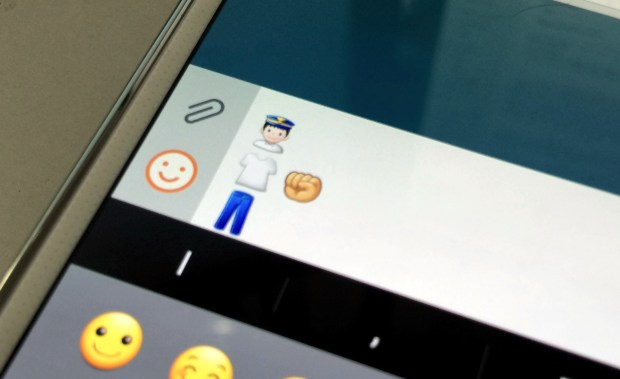 Use more advanced emoji on the Galaxy S5, Galaxy S4 or Galaxy Note 3.