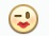 Facebook Emoticon Kiss
