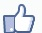 Facebook Emoticon Like