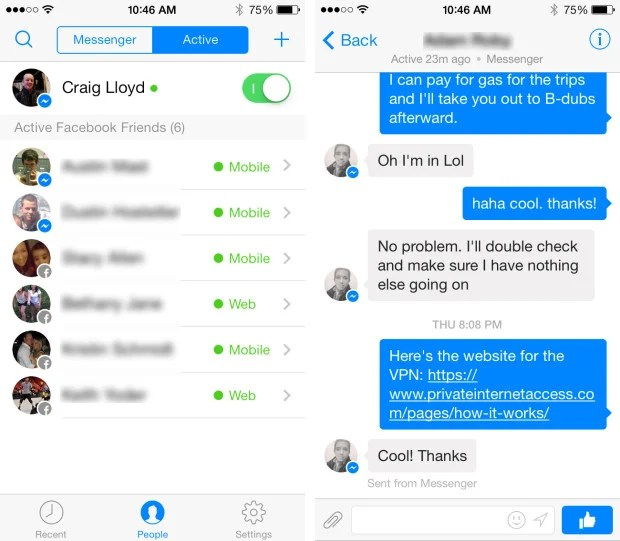 how to download mp3 from facebook messenger