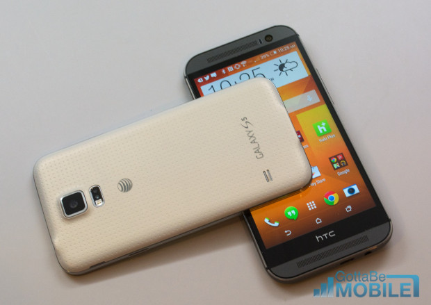 Samsung-Galaxy-S5-vs-HTC-One-M8-Desgin-1-620x439