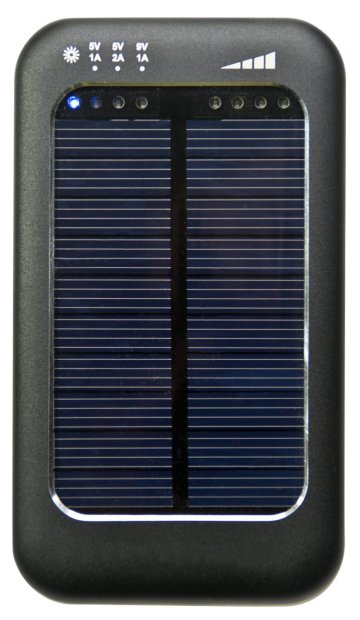 bracketron xolar3000 solar panel