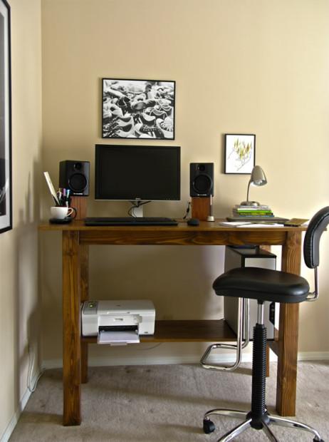 5 Affordable DIY Standing Desks