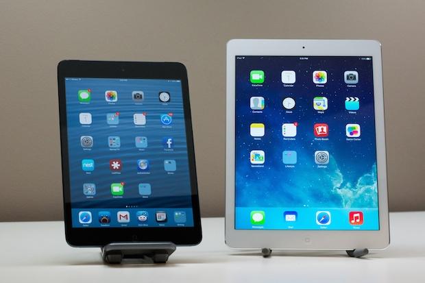iPad Air 2 & iPad Mini Retina 2