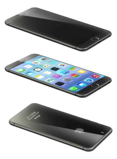 Sapphire iPhone 6 Concept