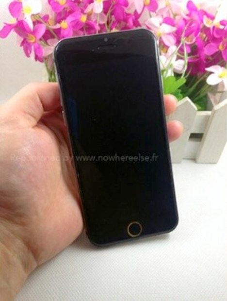 New iPhone 6 mockup photos show off the device we've seen numerous times already.