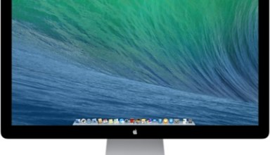 Apple may be working on a 4k display.