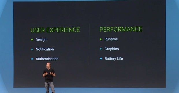 Here are a few of the new Android L Release features.