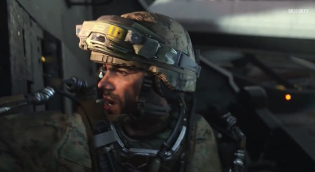 The new Call of Duty: Advanced Warfare lives up to the name with smart grenades, lasers and jetpacks.