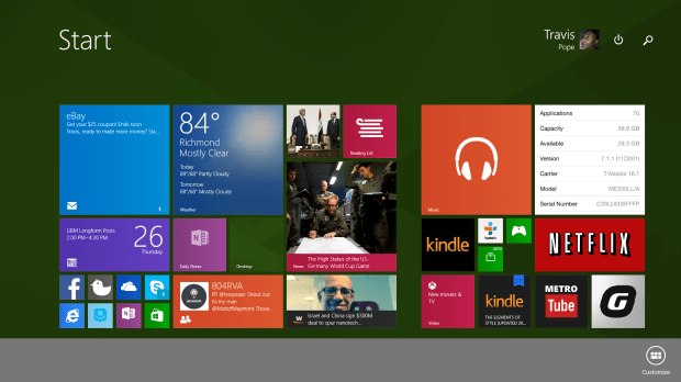 Guide to the Windows 8 Start Screen With a Mouse and Keyboard (4)