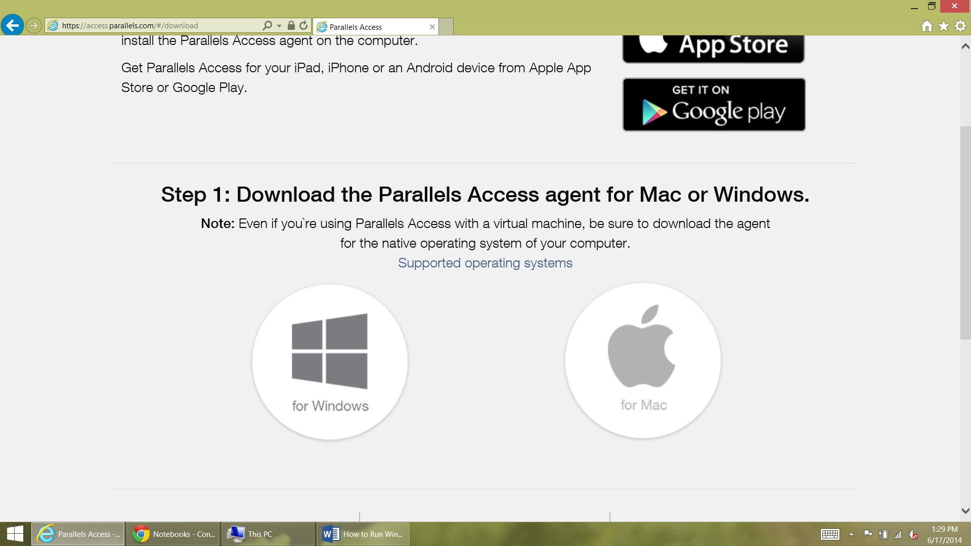 How to Run Windows Apps on Android