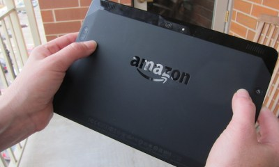 The new Kindle Fire HDX is also on sale.