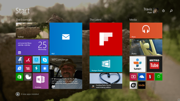 Turn Off the Start Screen & Get the Start Menu Back in Windows 8 (1)