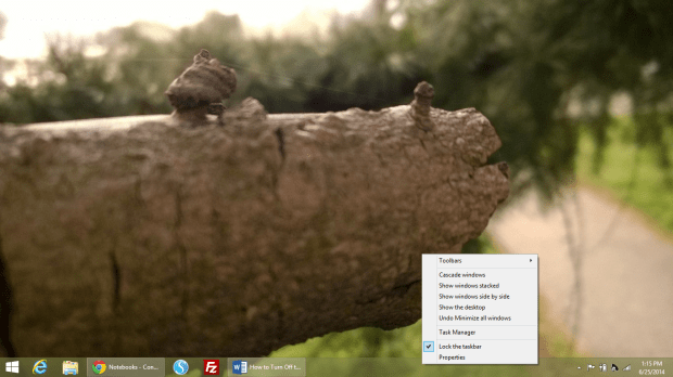 Turn Off the Start Screen & Get the Start Menu Back in Windows 8 (3)