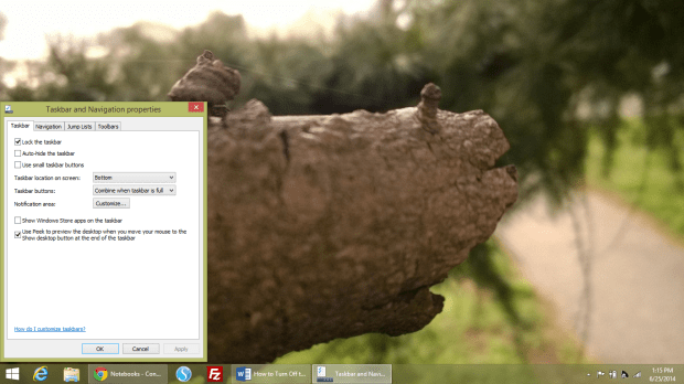 Turn Off the Start Screen & Get the Start Menu Back in Windows 8 (4)